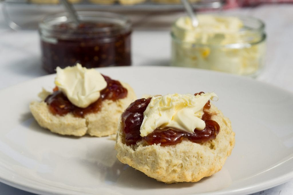 My Grandma S Scone Recipe Scottish Scran