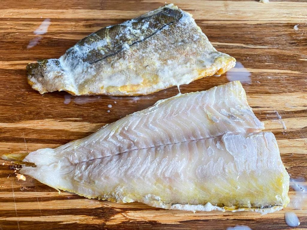 Cooked Smoked Haddock for easy Cullen Skink recipe