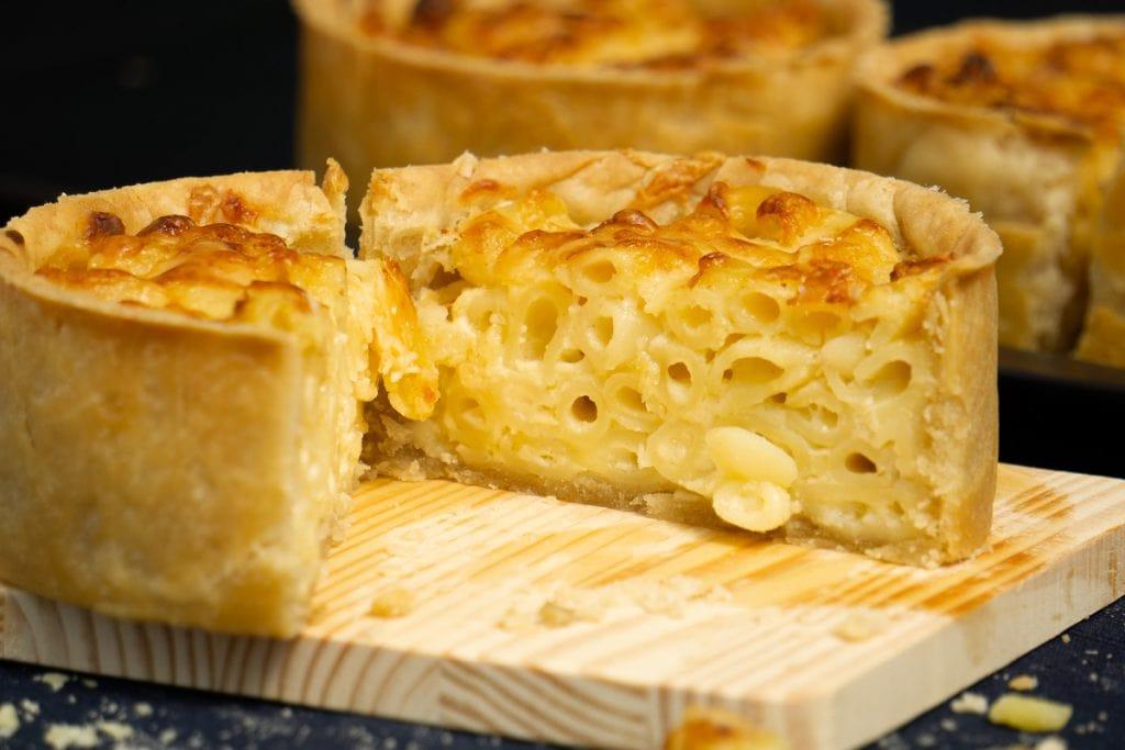 Scottish Macaroni Pie Recipe