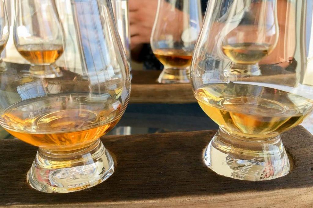 Whisky Tasting in Scotland
