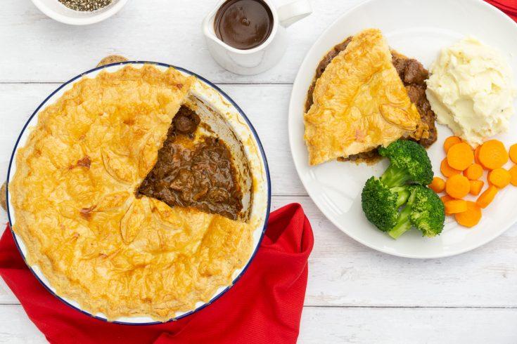 Scottish Steak Pie Recipe