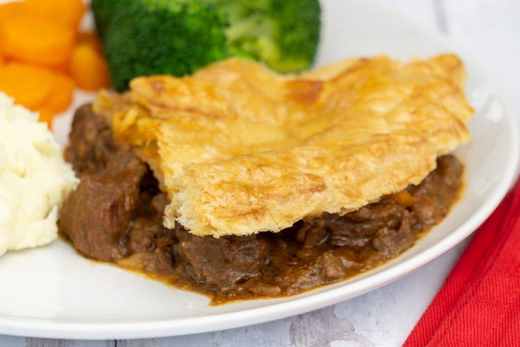 Scottish Steak Pie Recipe - Scottish Scran