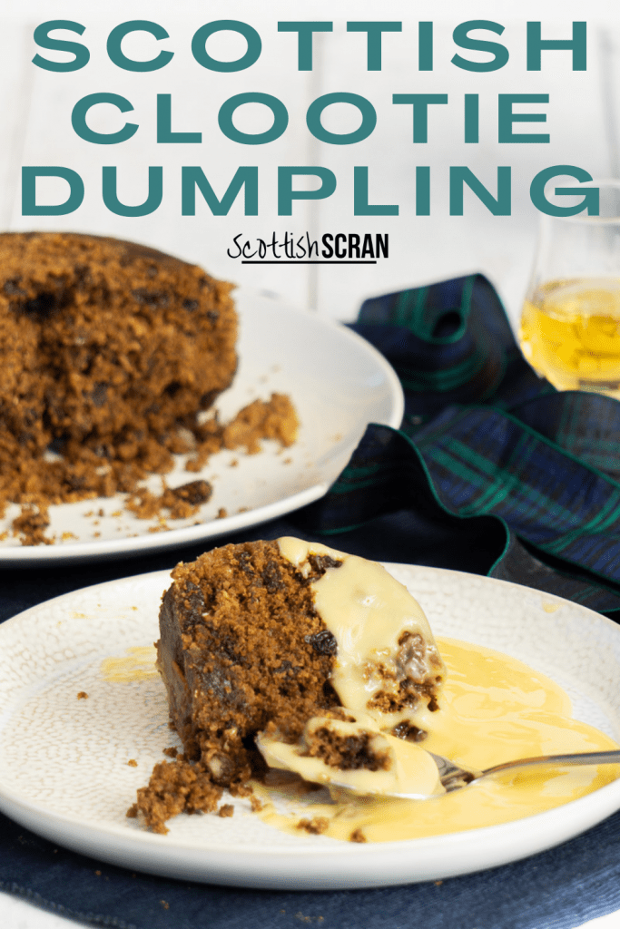 How to Make Scottish Clootie Dumpling Pin