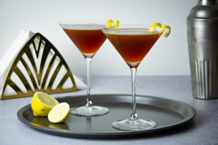 Flying Scotsman Cocktail