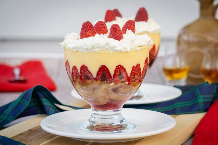 Tipsy Laird Scottish Trifle Recipe