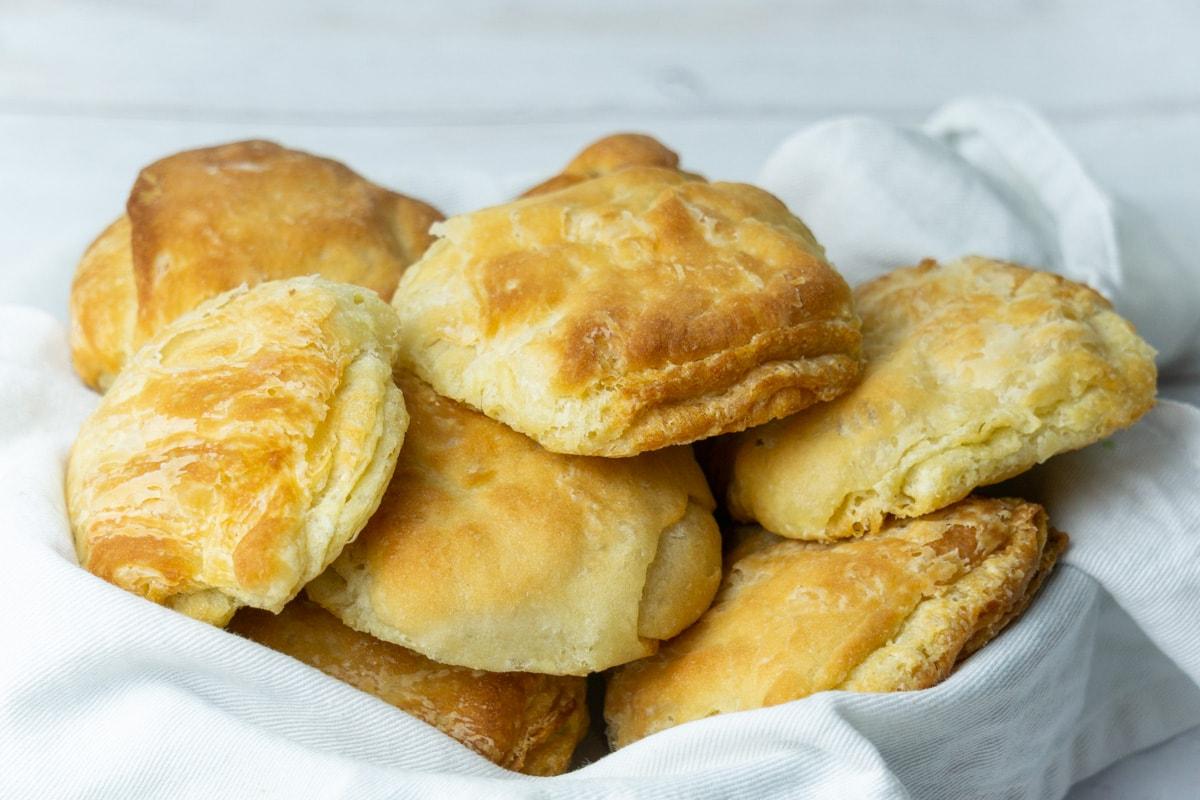 Aberdeen Butteries Recipe
