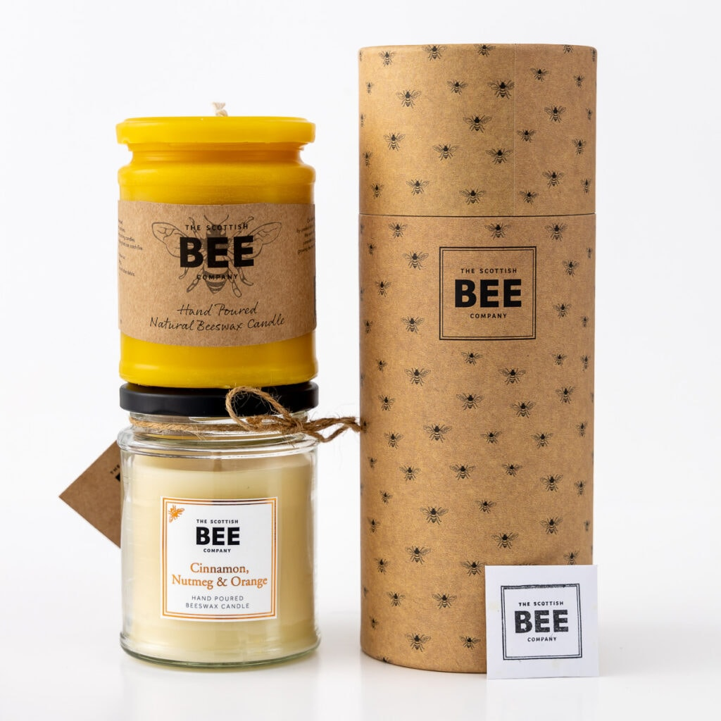 Scottish Bee Company Products - Candles