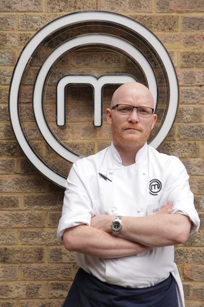 Gary Maclean - Scotland's National Chef and Masterchef Professionals winner.